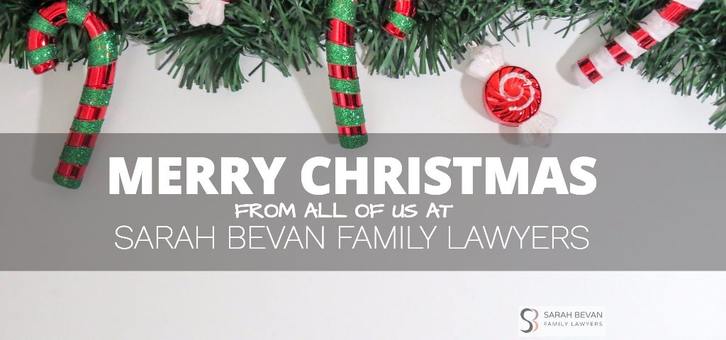 Christmas from Sydney Family Lawyers